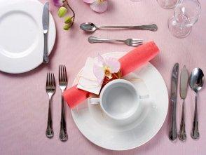 Этикет за столом. Сервировка стола. | ishtar.net.ru