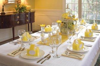 Как сервировать праздничный стол? Куда кладут нож и вилку?