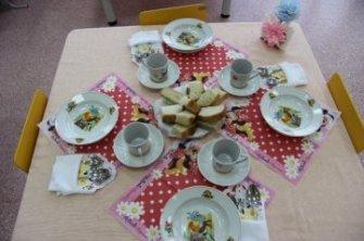 Культура питания в детском саду — Ребенок в детском саду