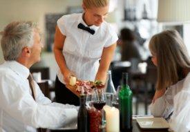Культура сервировки и подачи блюд