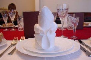 Сервировка и декор праздничного стола стола. Курсы творческого