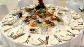 сервировка праздничного стола фото с едой — Советы на w4q.ru