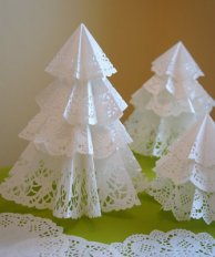 Сервировка салфеток бумажных для украшения стола: фото и видео с