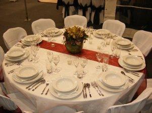 Сервировка стола к обеду: правила и тонкости этикета, подготовка