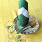 Салфетки для Сервировки Стола Бумажные Пошагово
